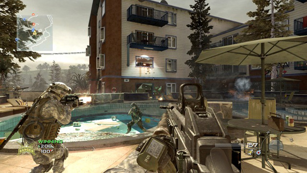 call of duty modern warfare 2 maps rust. the Modern Warfare 2 map
