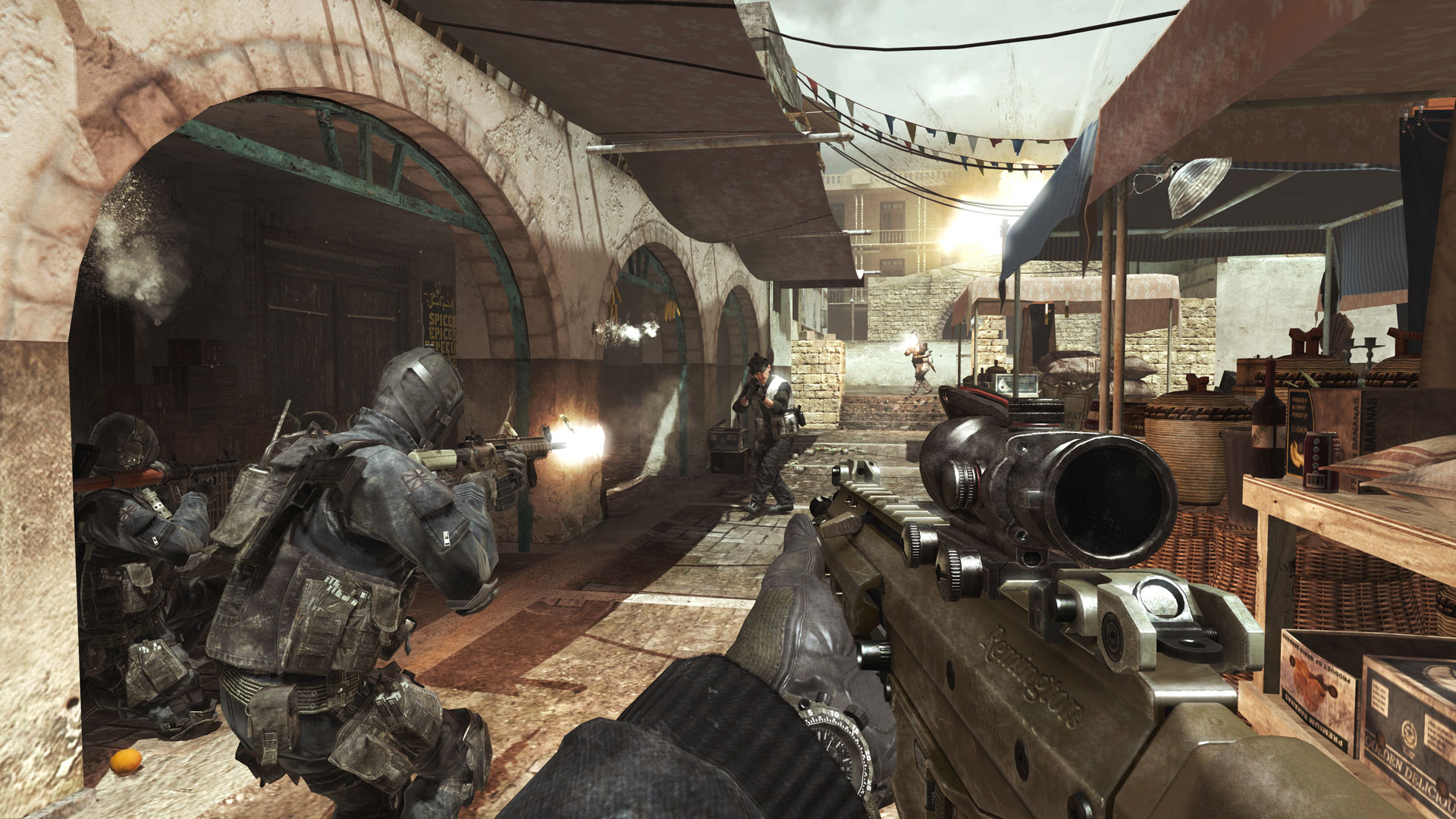 """MW3 Multiplayer Gameplay - LIVE Commentary w/ Ali-A! - """"Modern ..."""