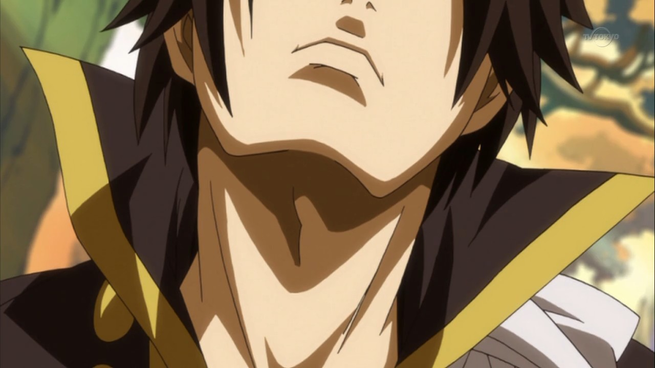 Displaying 17 gt  Images For - Fairy Tail Zeref Angry   Zeref Angry
