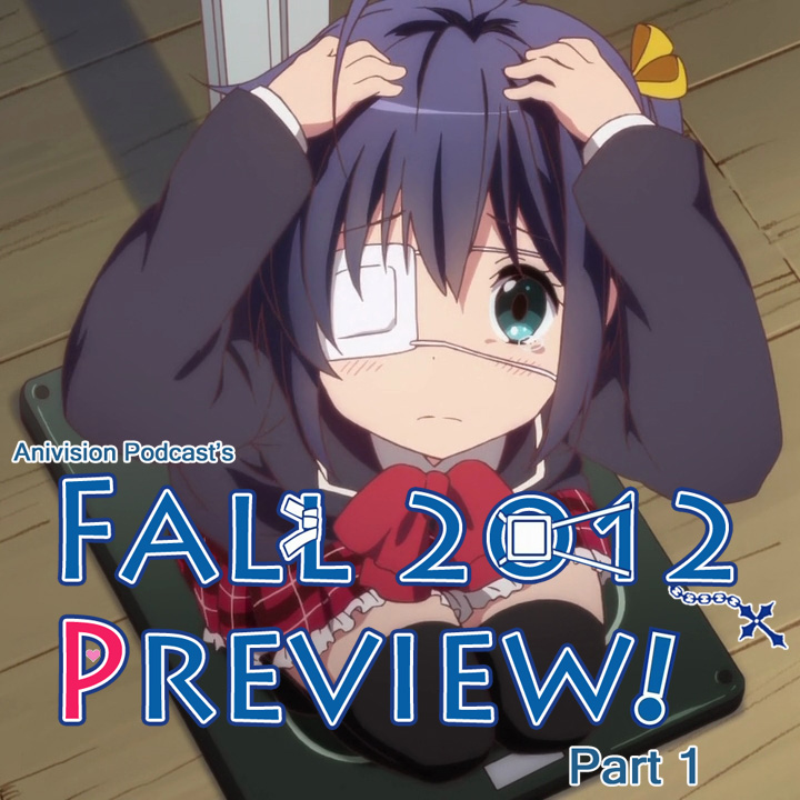 Fall 2012 Anime Audio Preview | Anime Diet
