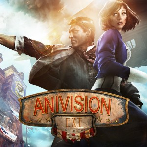 BioShock EXT Album Art
