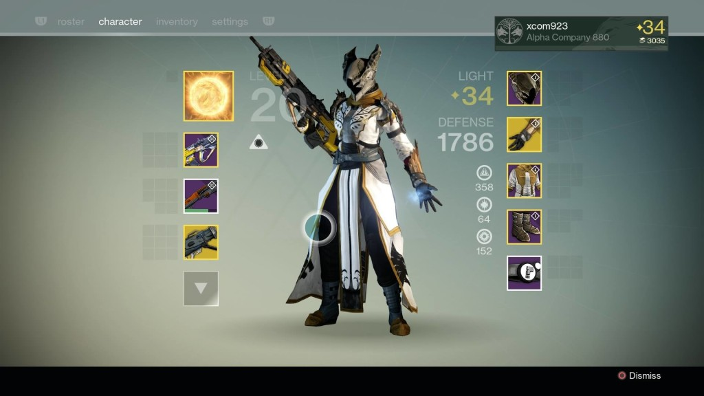 Xcom's Warlock