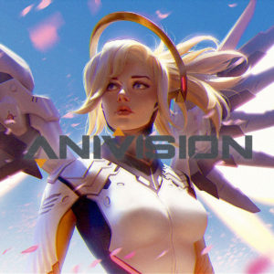 Overwatch Anivision Art 2